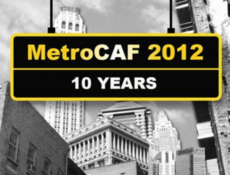 MetroCAF 2012