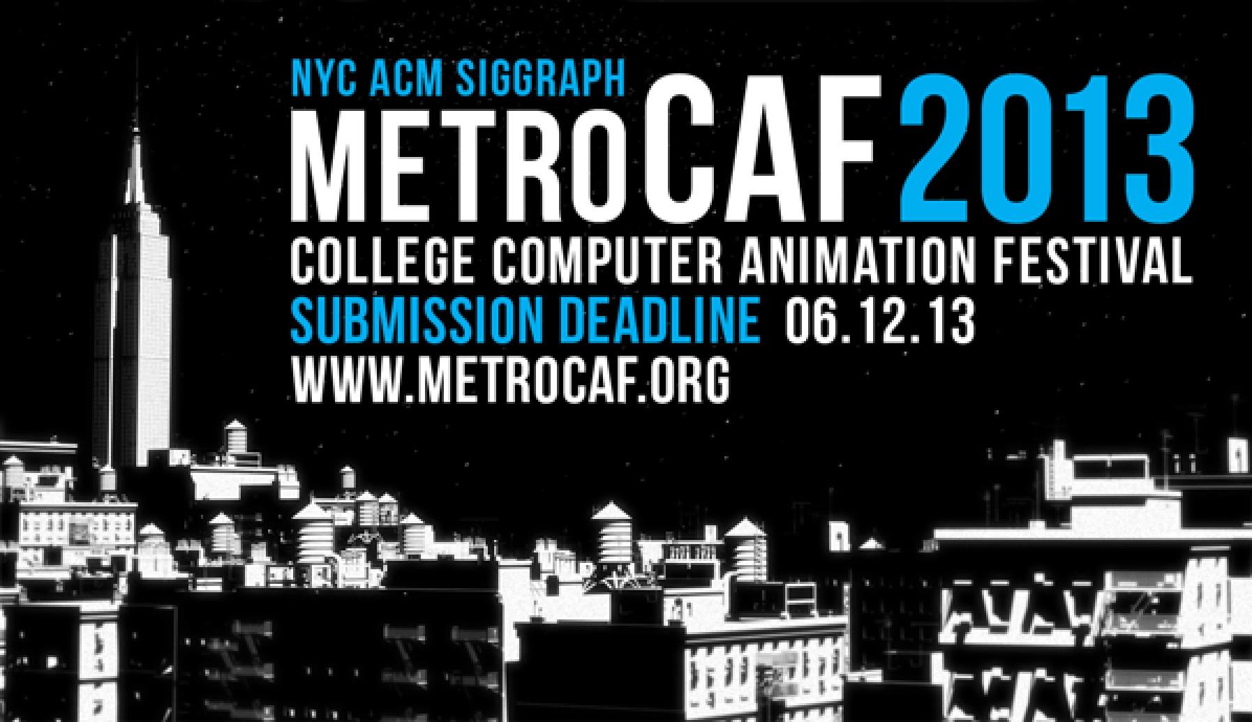 MetroCAF 2013